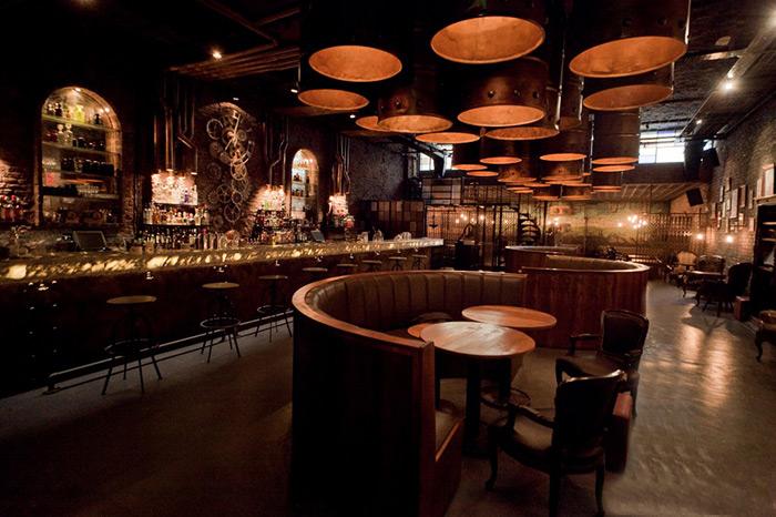 Fotos. Espectaculares proyectos de interiorismo en restaurantes.