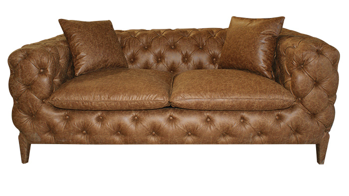 Sillones y sof s chesterfield antiguos para decoraci n for Sofas tipo ingles