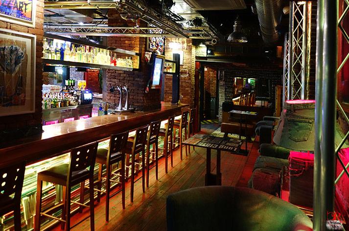 Fotos. Proyectos de interiorismo bares y restaurantes.