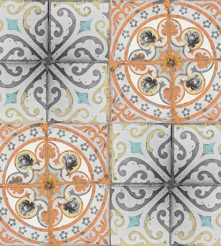 Papeles pintados para proyectos de interiorismo vintage - Papeles pintados de pared ...
