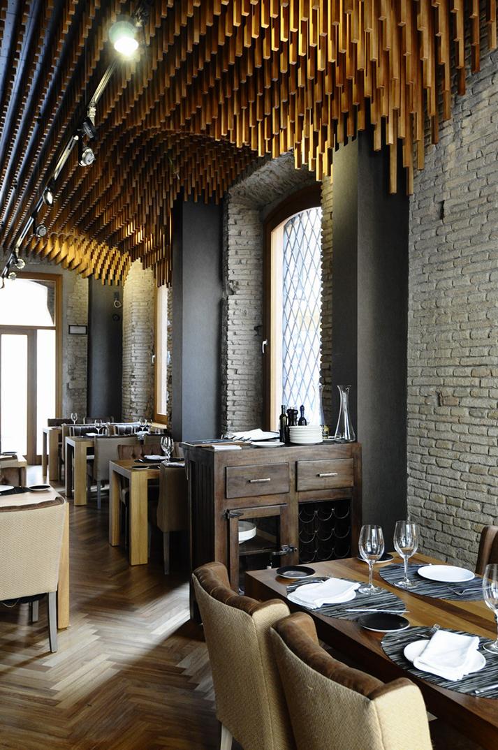 Proyecto Mueble Funcional Diseño De Mobiliario A Medida: Proyectos De Interiorismo Y Rehabilitación Para Restaurantes
