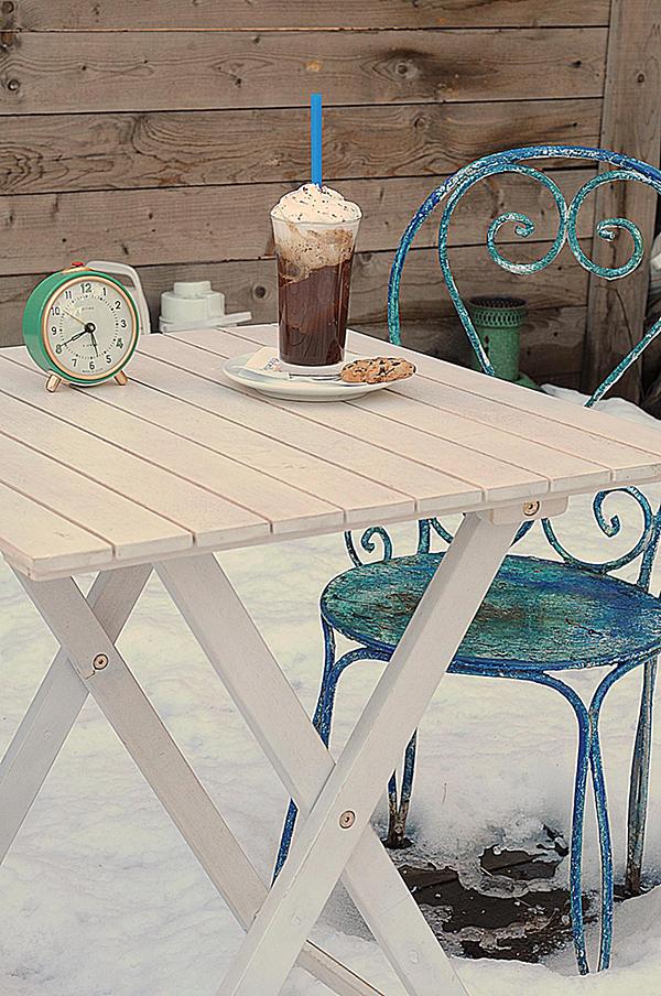 Fotos. Mesas y sillas para diseño interior en restaurantes.