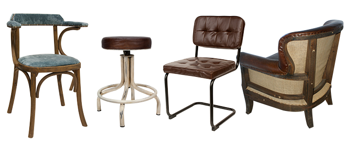 Colección de mobiliario para hostelería Francisco Segarra.