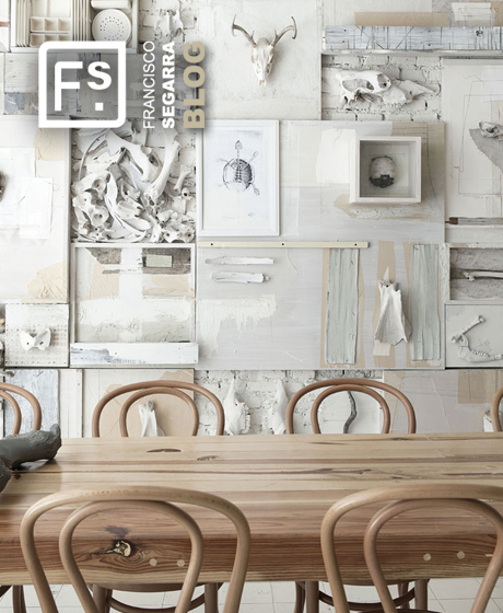 Restaurante Hueso. Diseño de interiores para hostelería.