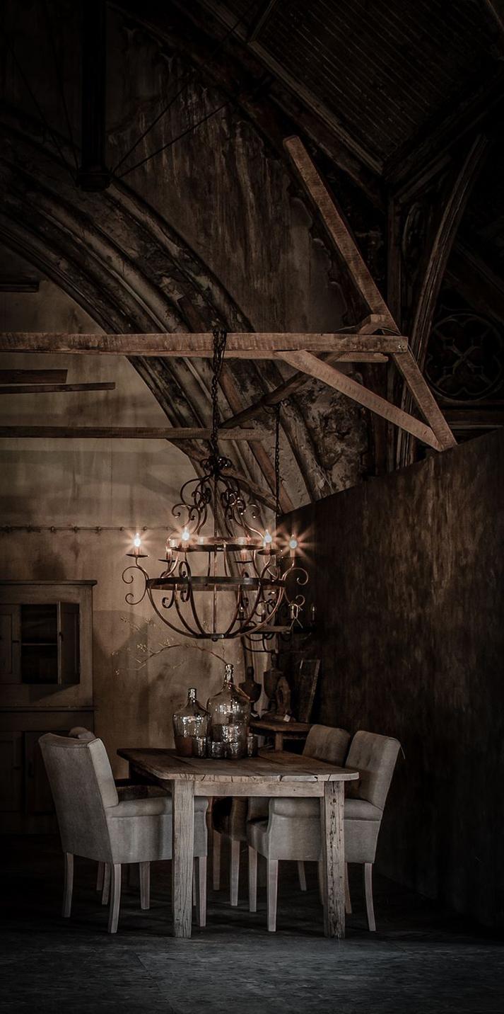 Imágenes del diseño de restaurantes.
