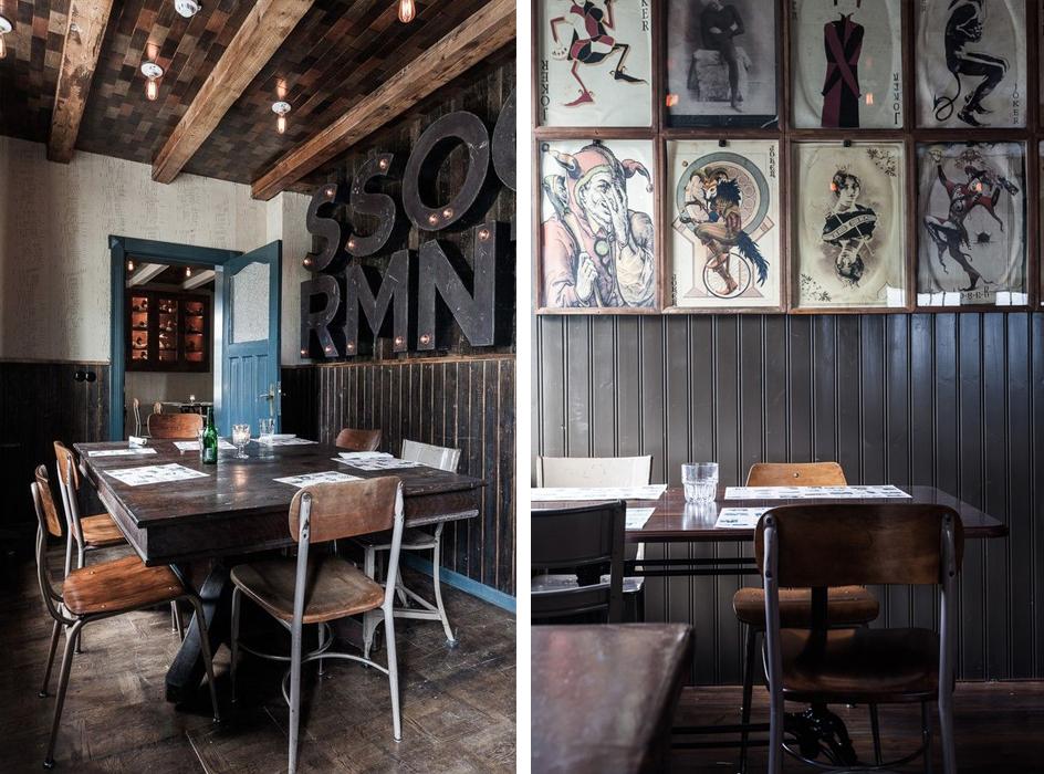 Noticias. Los mejores proyectos para cafeterías a nivel mundial de estilo industrial.