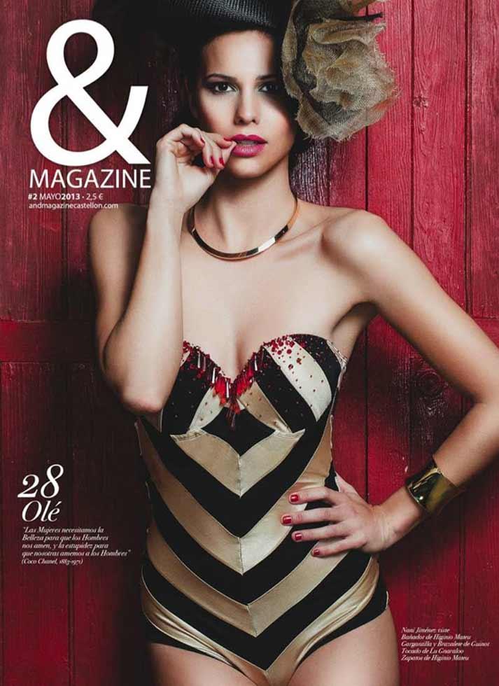 Portada de And Magazine #2