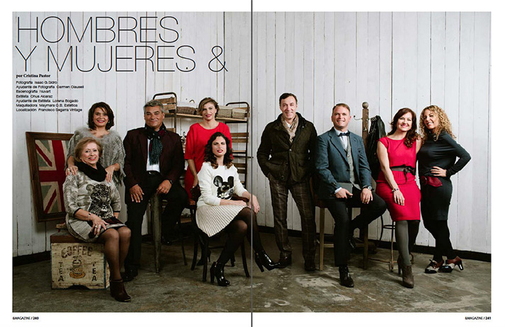 Fotos. Francisco Segarra. And magazine #5