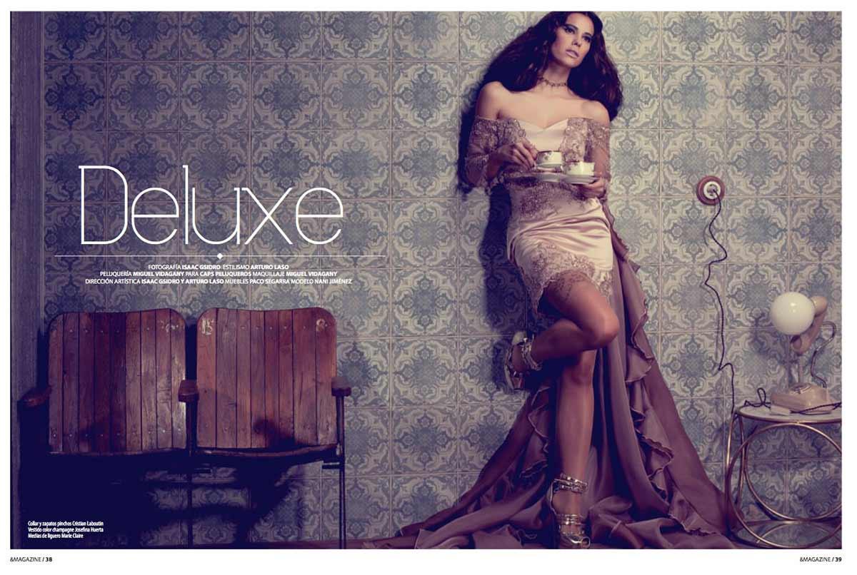"Imágenes reportaje ""Deluxe"" de Magazine #2"