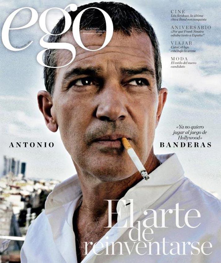 Portada Ego Magazine Otoño