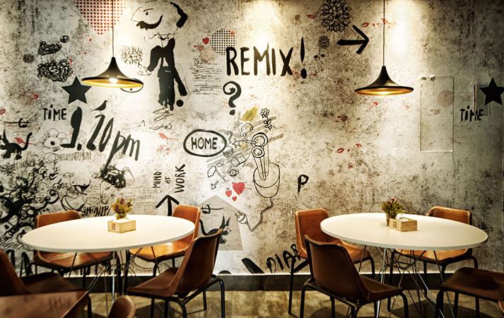 La nueva imagen de Plato Plató restaurante.