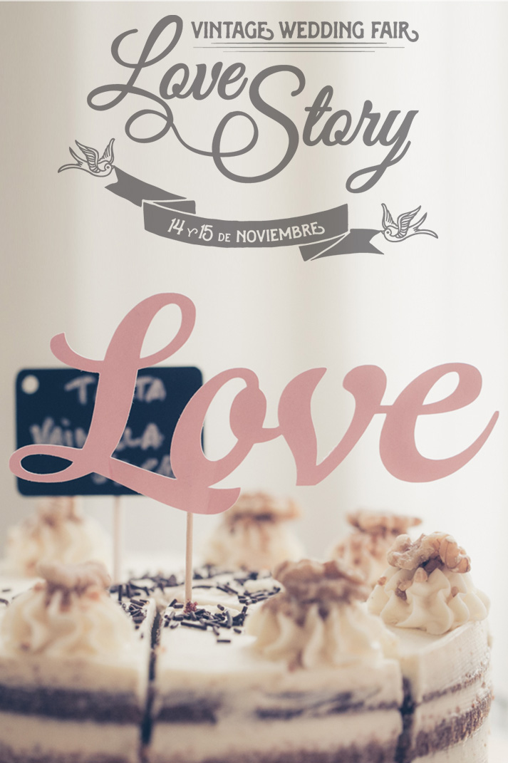 Francisco Segarra patrocina Love Story Vintage Wedding Fair.