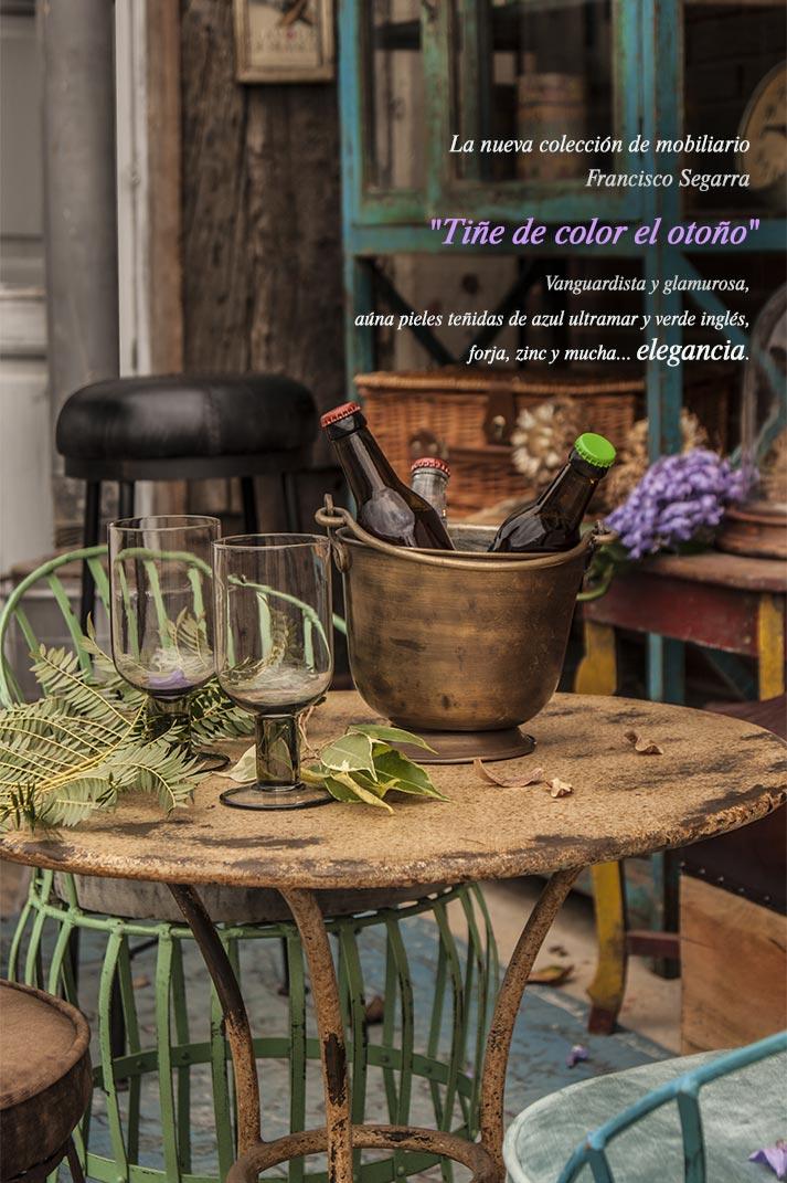 Nueva colección de Muebles Francisco Segarra