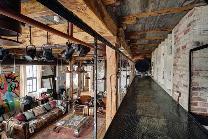 Reformas integrales lofts
