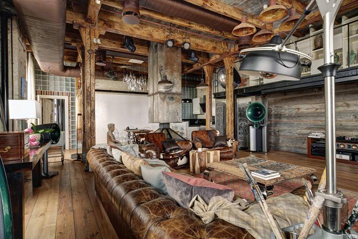 Reformas integrales de lofts de estilo industrial for Loft reformas