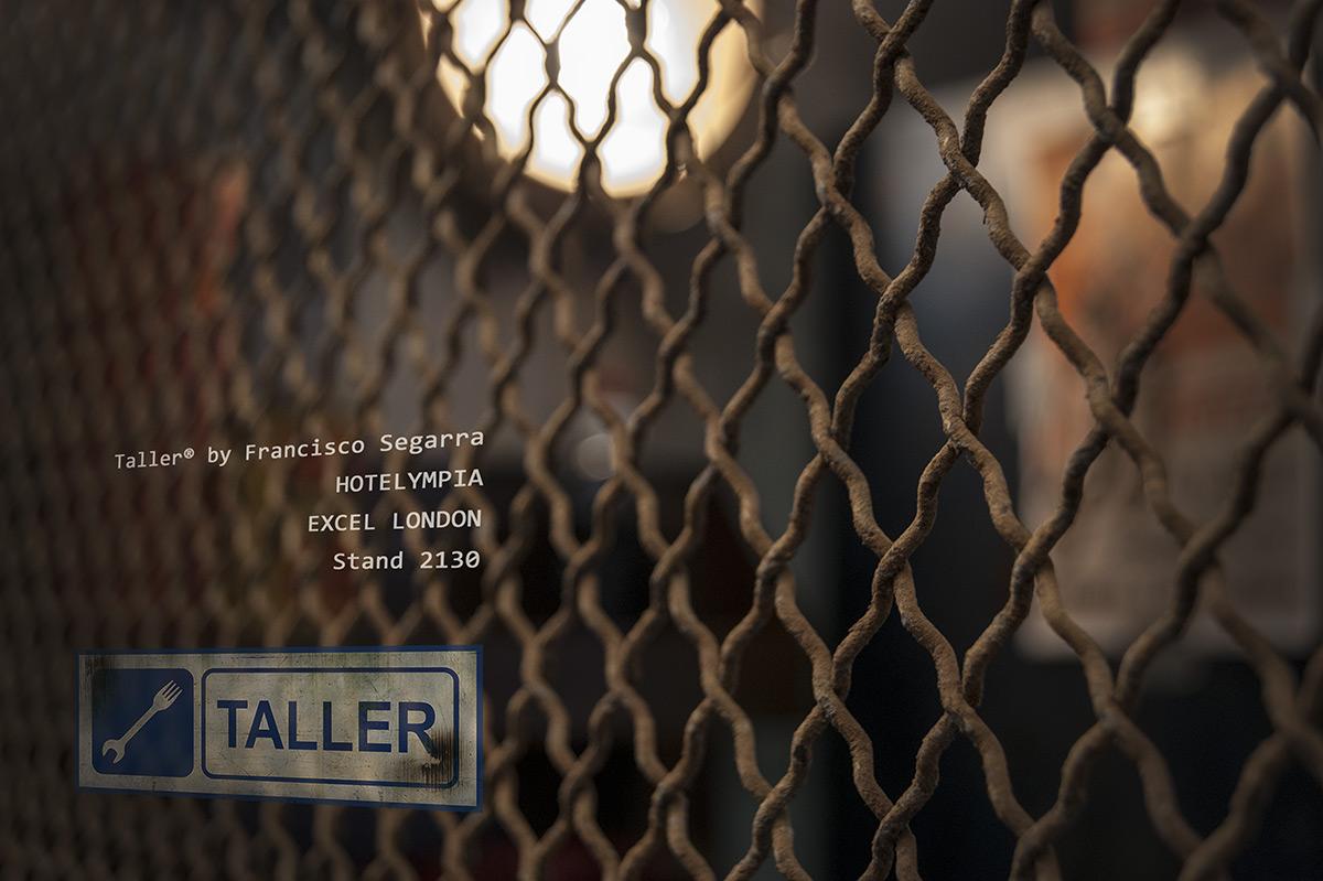 Taller® by Francisco Segarra. Hotelympia. London