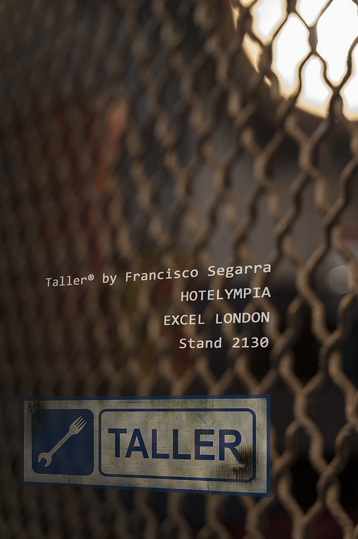Taller® by Francisco Segarra. Hotelympia. London