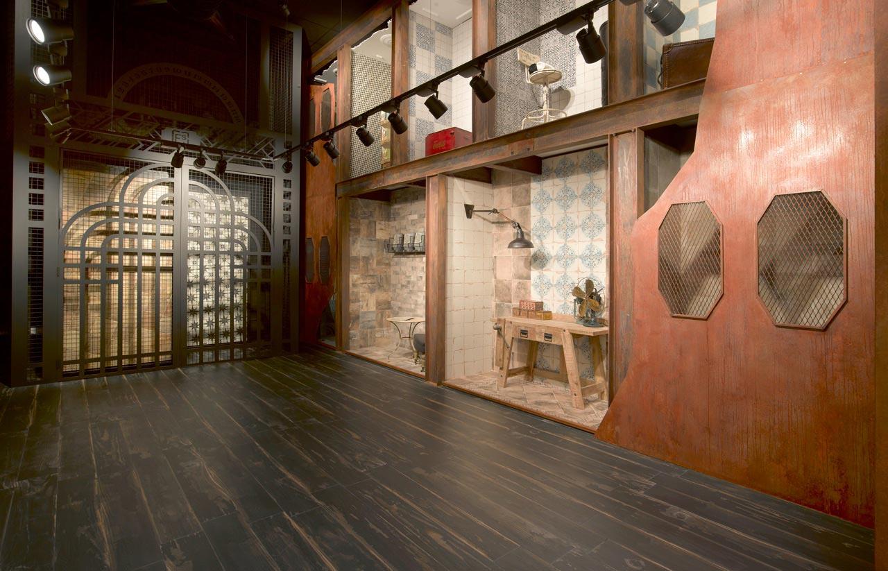 Instalaciones Peronda Group. Colección FS by Peronda.