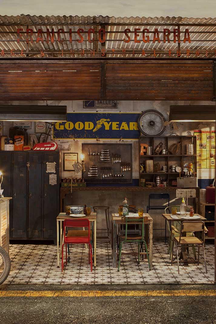 Francisco Segarra presentará Taller® en Alimentaria 2016