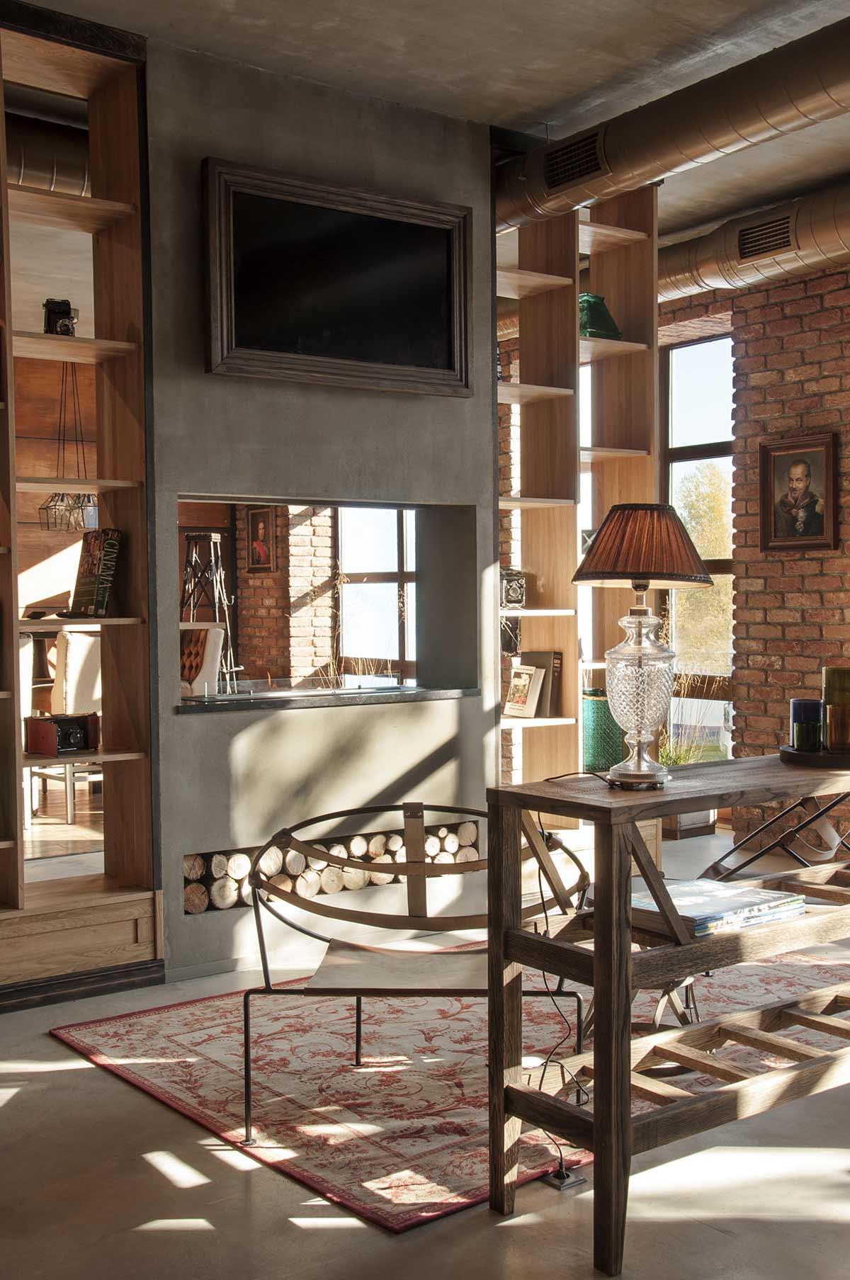Muebles Francisco Segarra para el diseño de restaurantes.