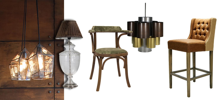 Muebles para restaurantes del catálogo Francisco Segarra.