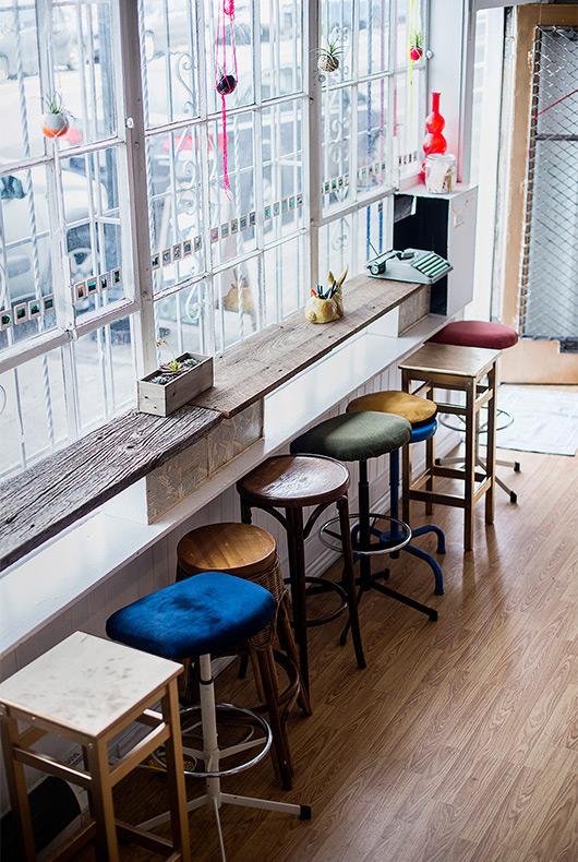 Diseño de espacios para hostelería.