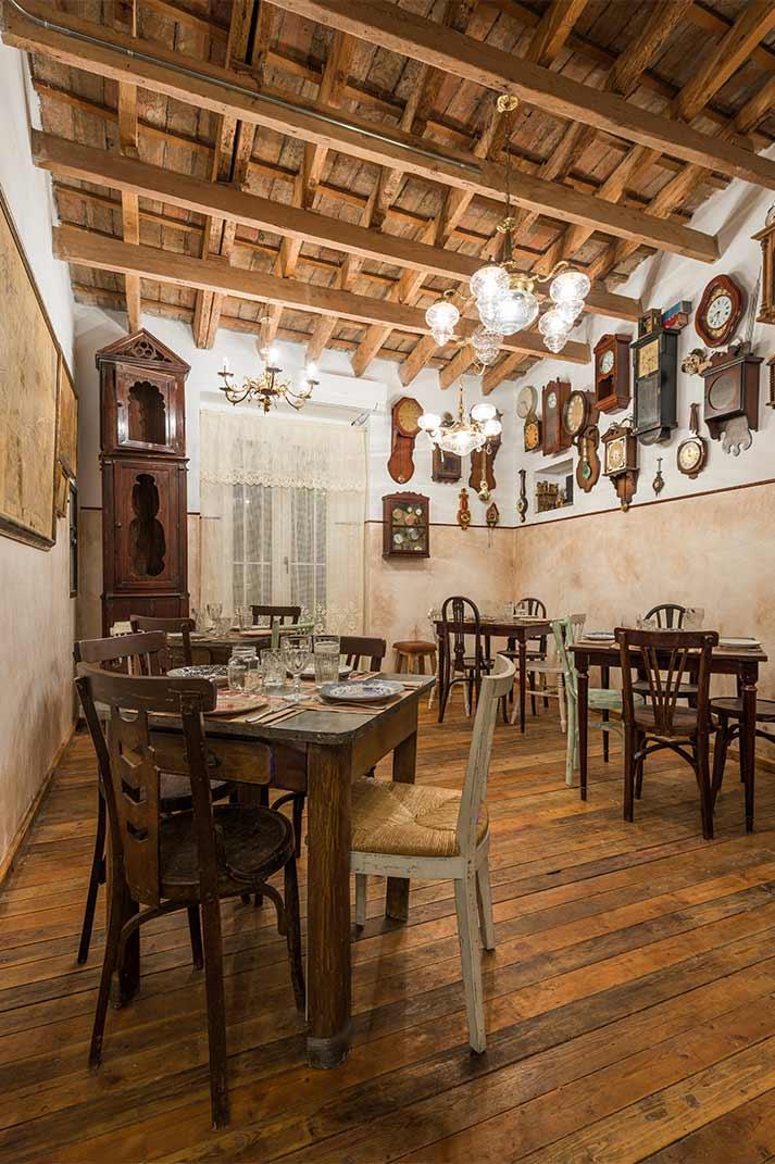 Interiorismo con auténtico sabor vasco en el diseño del restaurante Estraperlo.