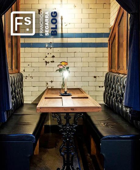 Ideas de interiorismo para restaurantes.