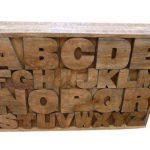 Mueble Alphabet Francisco Segarra
