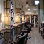 Peluquería vintage estilo Proyectos Francisco Segarra