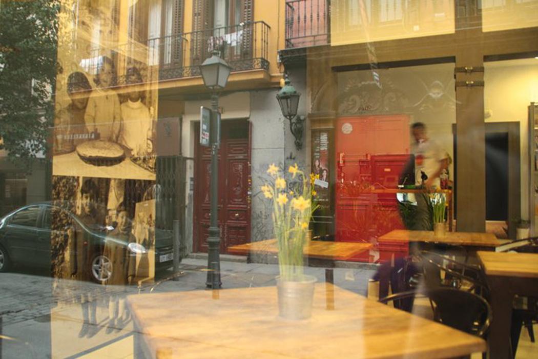 Proyecto decoracion Italiana Madrid, FS