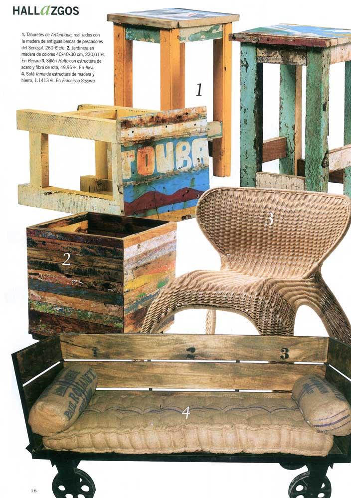 Interior revista Casa&Campo