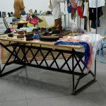 Foto de la mesa Deluca en Design Market mad 2011