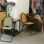 Sillas Escubi en Design Market mad 2011.