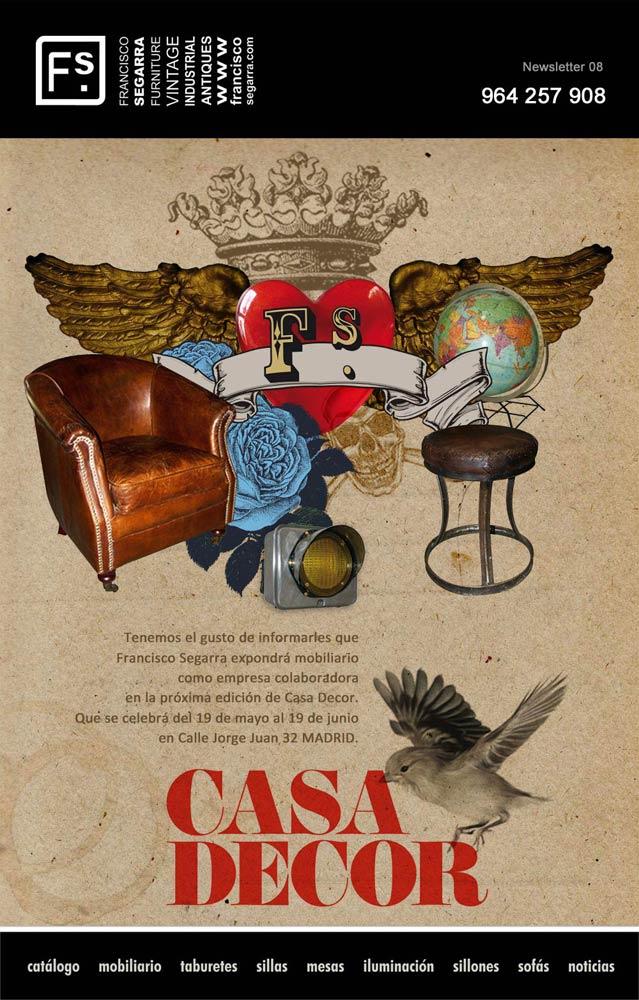 Newsletter casa decor madrid 2011