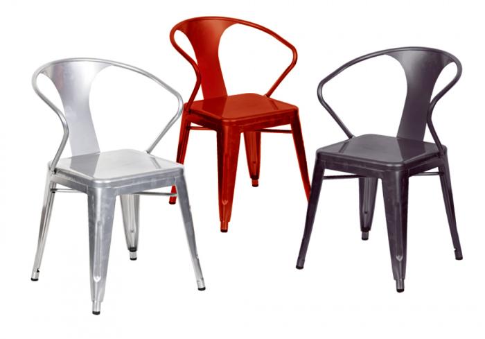 revista casa al da silla budi de francisco segarra de estilo industrial