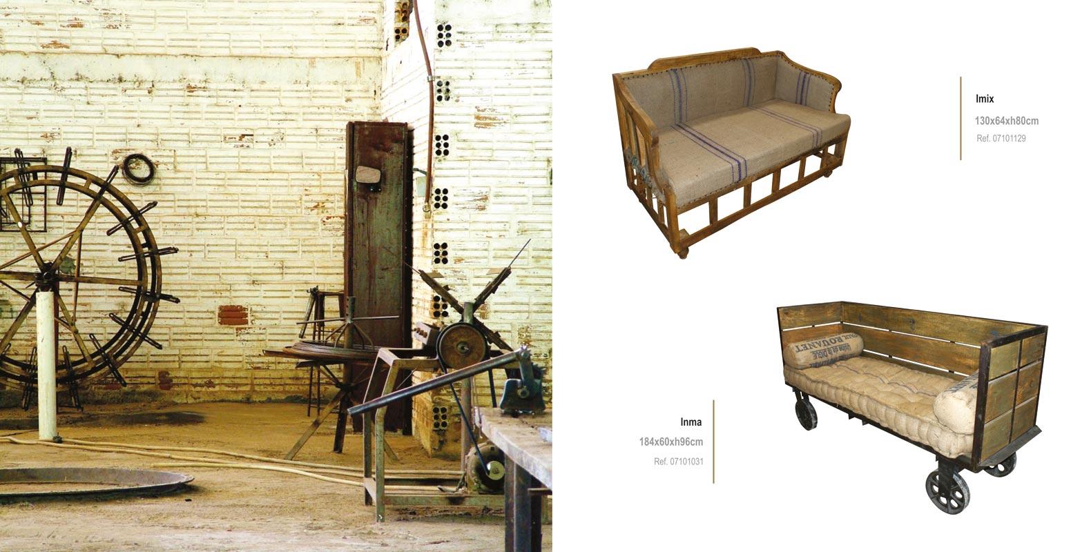 Francisco Segarra de mobiliario vintage y vintage