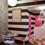 proyecto interiorismo con muebles de Francisco Segarra para heladeria
