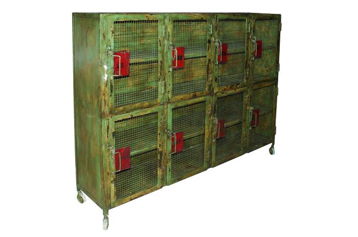 Mueble Jali Door Cabinet