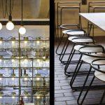 Proyecto de interiorismo del restaurante T-AREA