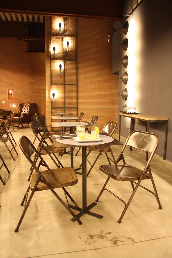 Restaurante T-AREA Italia