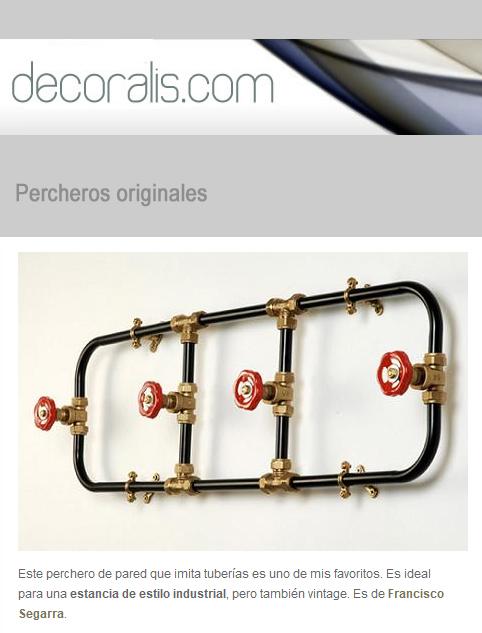 Coat Rack FS Francisco Segarra