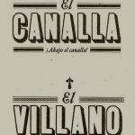 Logotipo Bar Canalla