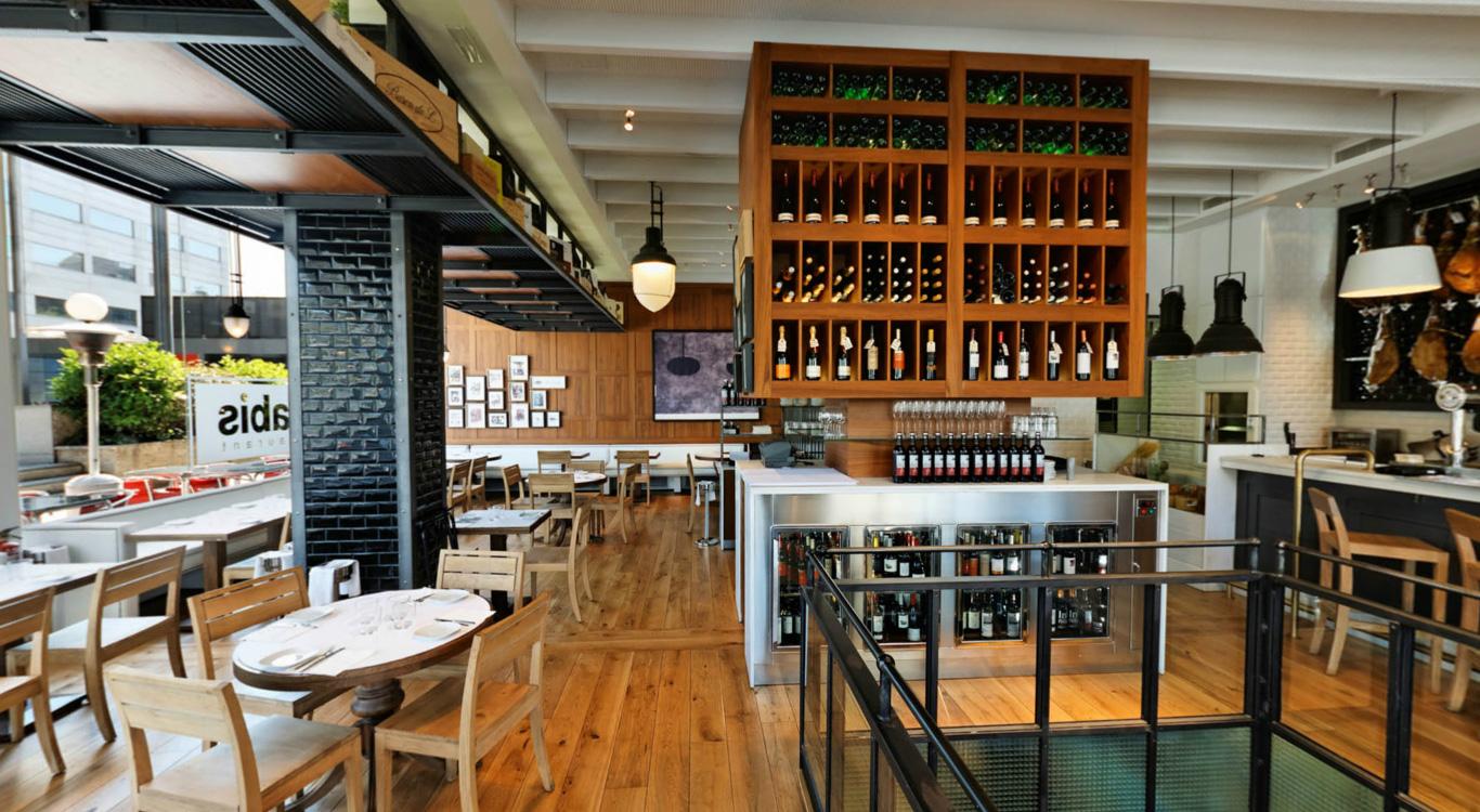 mobiliario contract para terrazas de bares y restaurantes