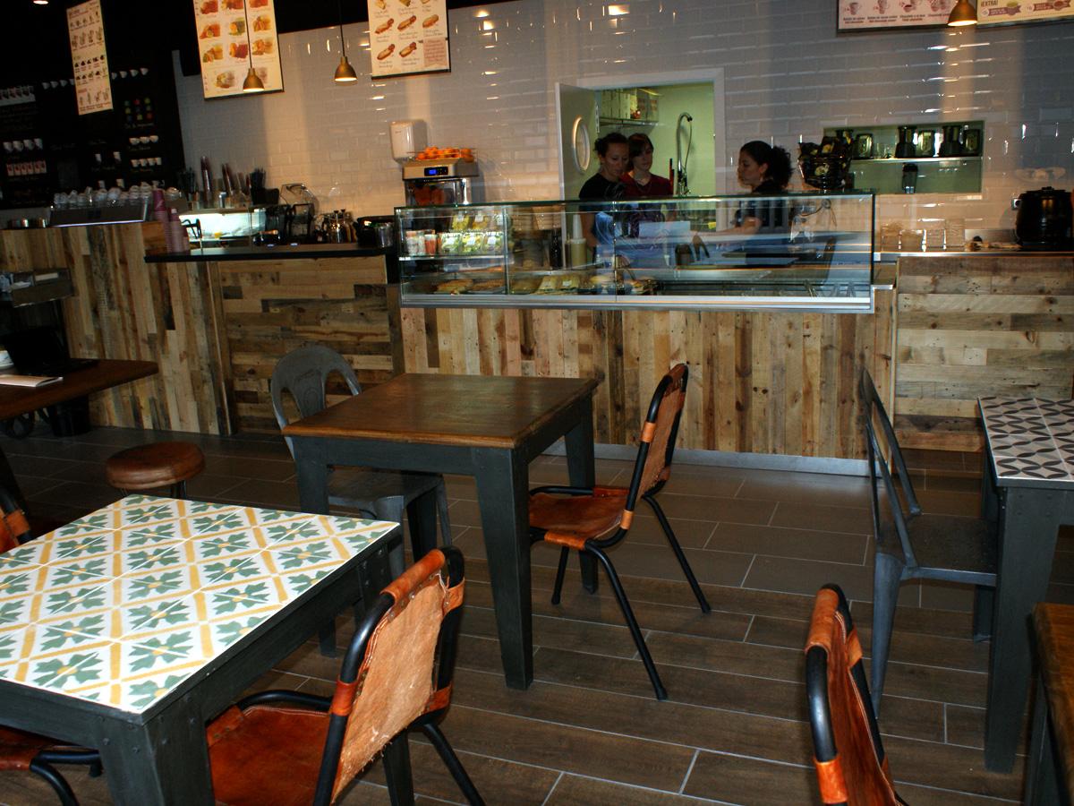 Cafeteria Faborit Torre Europa