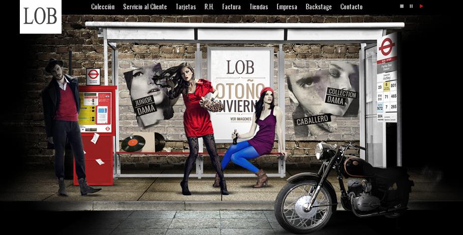 La firma Lob utiliza mobiliario FS Francisco Segarra