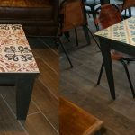 Mesas Otto customizadas