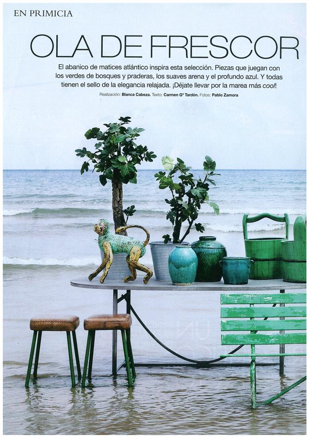 Revista Nuevo Estilo Julio 2011