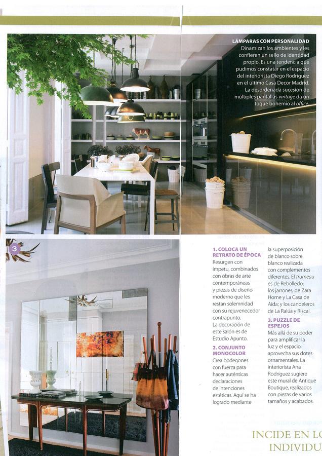 Reportaje de la Revista Nuevo Estilo Julio 2011