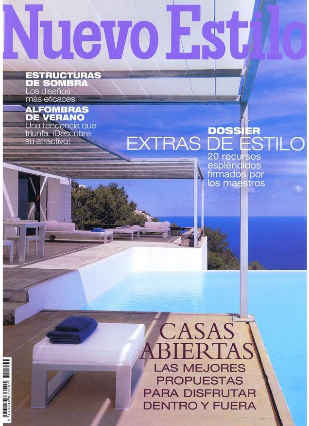 Portada revista Nuevo Estilo Julio 2011